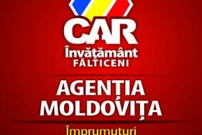 COMUNICAT DE PRESA – Din 6 iulie o noua agentie la Moldovita