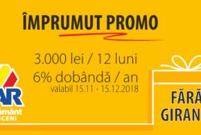 Imprumut Promo 2018