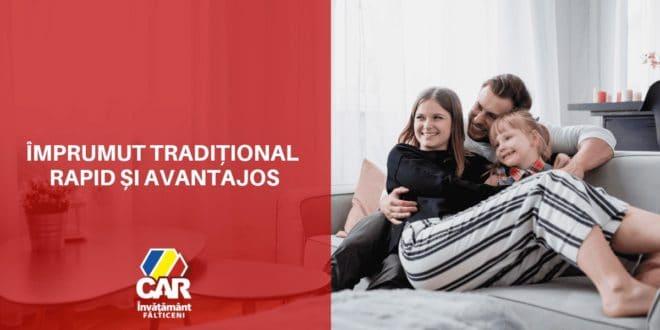 Imprumut Traditional – rapid si avantajos